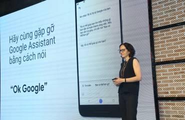 Trợ lý ảo Google Assistant đã chính thức hỗ trợ Tiếng Việt