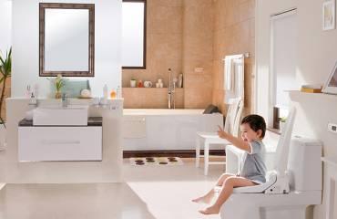 Nhà vệ sinh, nhà tắm thông minh