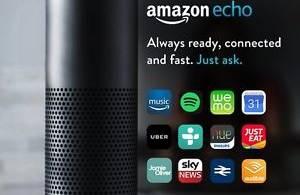 Trợ lý ảo Alexa – Đứa con của Amazon